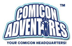 Comicon Adventures – Your Source for everything Comicon! Convention Calendar News Reviews and Schedules