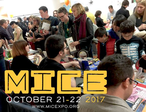Massachusetts Independent Comic Expo (MICE) 2019   Comicon ...